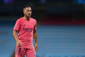 Eden Hazard será baja para el duelo entre Real Madrid y Real Valladolid de Fabián Orellana