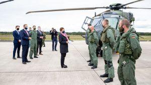 Alemania: Destituyen al jefe de espionaje militar debido a la propagación de la ultraderecha entre las fuerzas de seguridad