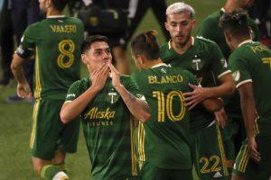 Felipe Mora fue héroe en nueva victoria del Portland Timbers por la MLS