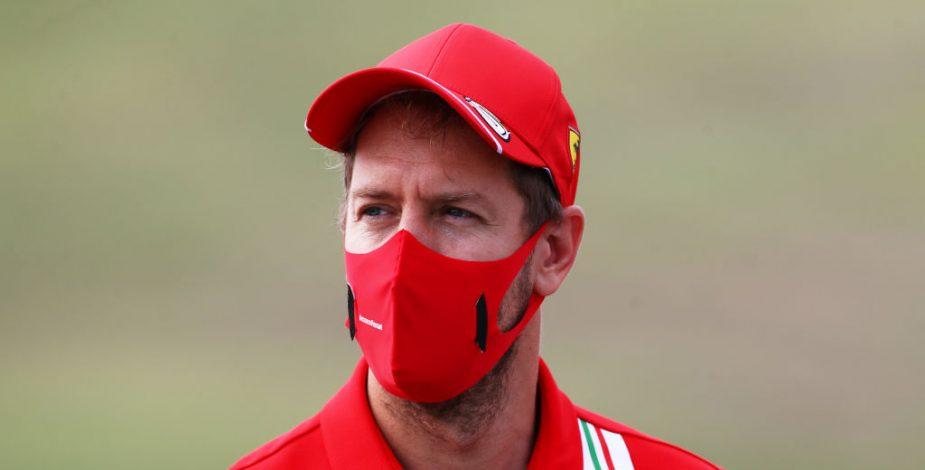 Sebastian Vettel será piloto de Aston Martin para la temporada 2021 de Fórmula 1