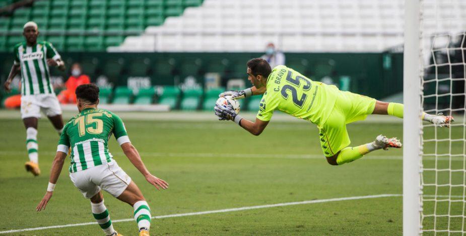 LaLiga: Sin Guardado ni Lainez, Betis consigue su segunda victoria del torneo