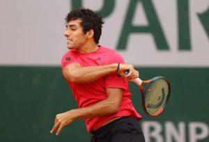 A madrugar: Cristian Garin ya tiene horario para la segunda ronda en Roland Garros