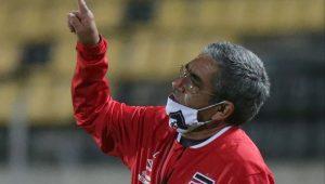 """Gualberto Jara tras derrota de Colo-Colo: """"No conseguimos el resultado esperado"""""""