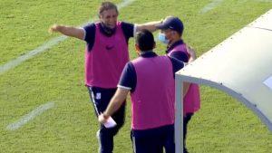 Mario Salas consiguió su primer triunfo en cancha con Alianza Lima en el fútbol peruano