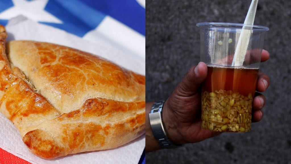 Empanada sin aceitunas y mote con huesillo descarozado: Las nuevas medidas para prevenir el Covid-19 en el menú dieciochero