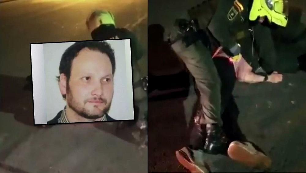 El homicidio de Javier Ordóñez