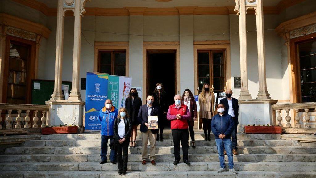 """""""Revive Barrios"""": Así es el programa que restaurará las dependencias del Palacio Ossa"""