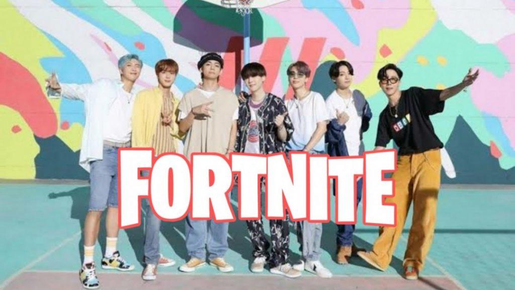 """BTS anunció que será parte del """"Party Royal"""" de Fortnite con """"Dynamite"""", su primer sencillo en inglés"""