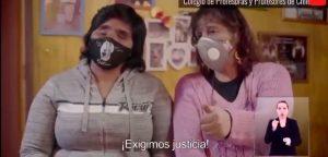 """Presencia de Fabiola Campillai por el """"Apruebo"""" y una cueca por el """"Rechazo"""": Así fue la franja PM del plebiscito"""