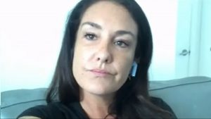 """María Inés Facuse sobre Sergio Jadue: """"Todavía es mi marido, no me ha firmado el divorcio"""""""