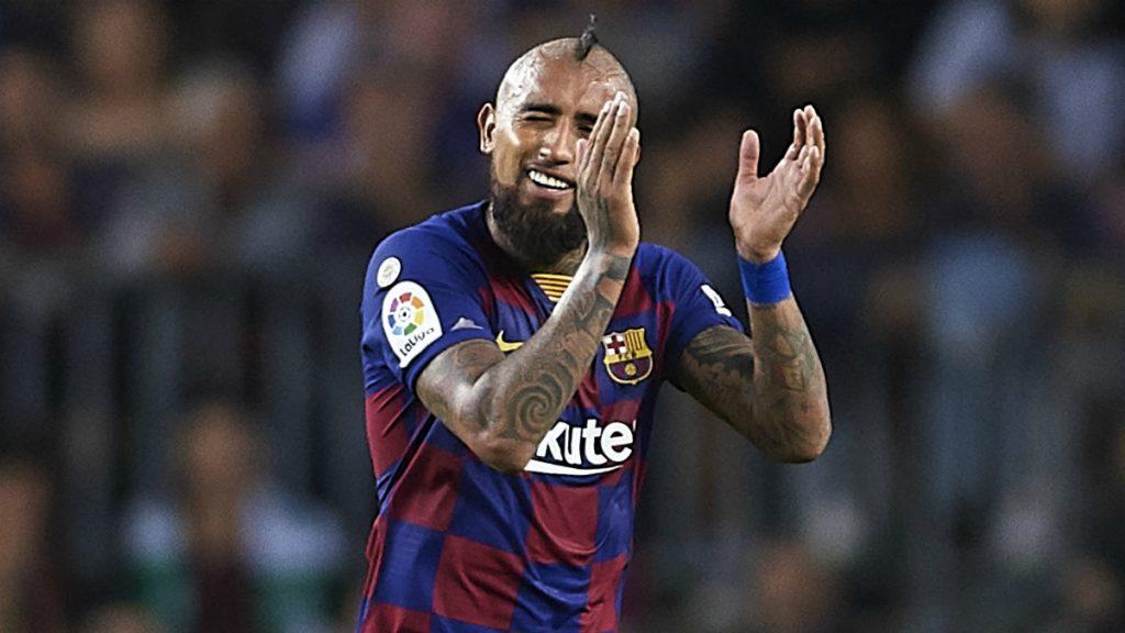 """Arturo Vidal y su salida del FC Barcelona: """"Me voy orgulloso de haber vestido esta camiseta"""""""