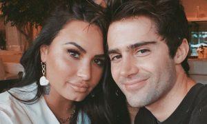 Hace dos meses se habían comprometido: Demi Lovato le puso fin a su relación con Max Ehrich