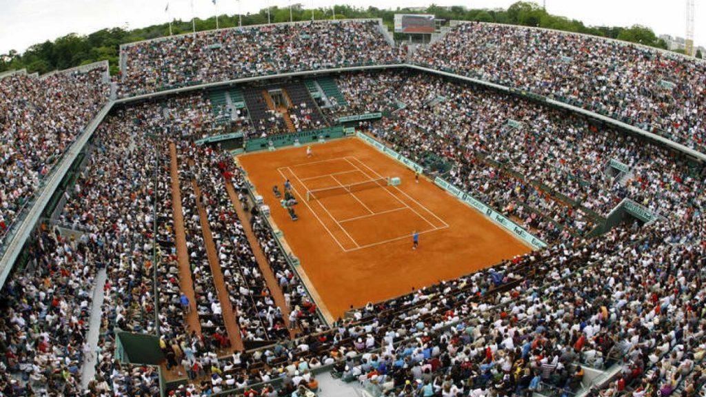 Cinco tenistas fueron marginados de Roland Garros a raíz del Covid-19