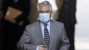 """Ministro Paris e investigación de la Fiscalía Centro Norte contra Mañalich: """"Vamos a entregar todos los documentos"""""""