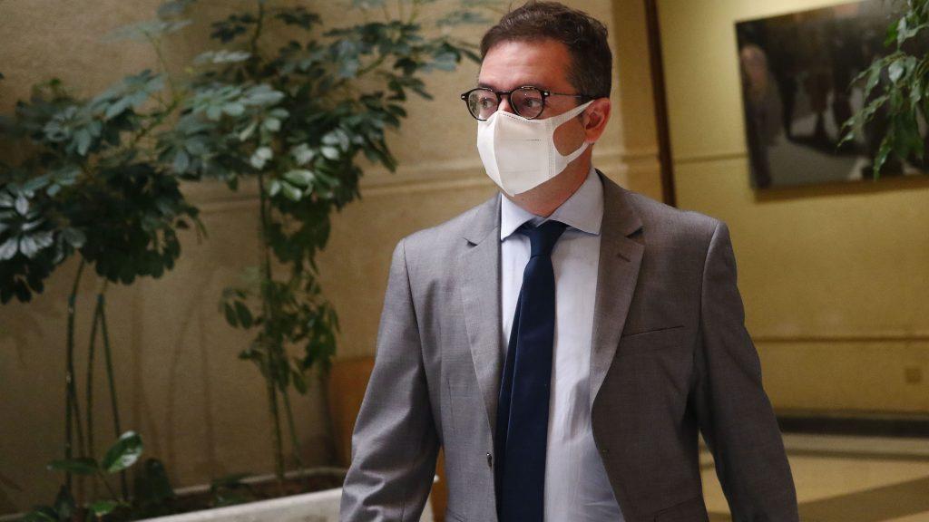 """Diputado Gabriel Silber sobre ministro Pérez: """"Lo vemos de brazos cruzados, en una acción casi condescendiente con el gremio de camioneros"""""""