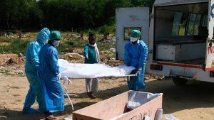 Casi un millón de personas ha muerto a causa del Covid-19 en el mundo desde el comienzo de la pandemia