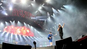 AC/DC confirmó el regreso de Brian Johnson y Phil Rudd a la banda