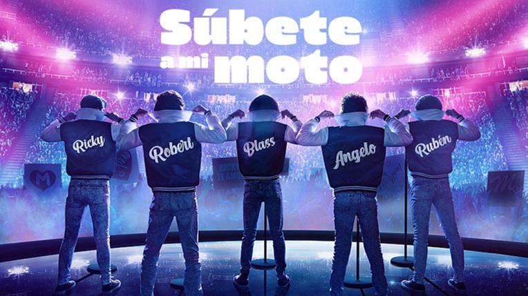 Amazon Prime Video le puso fecha de estreno a la serie sobre Menudo, la boy band más famosa de América Latina
