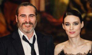 Joaquin Phoenix y Rooney Mara le dieron la bienvenida a su primer bebé