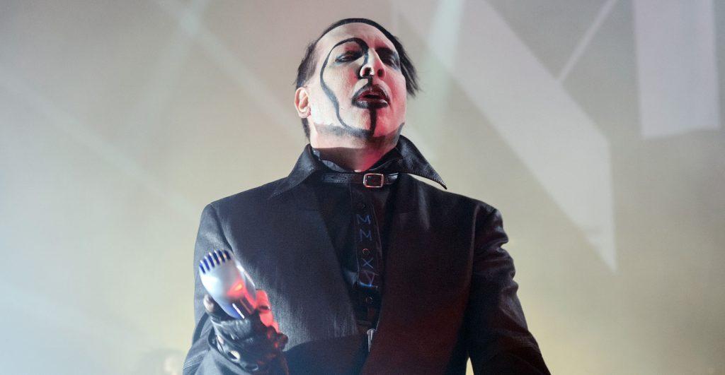 Marilyn Manson reveló que se negó a tomar analgésicos tras romperse una pierna debido a sus adicciones en el pasado