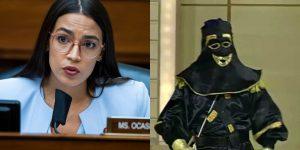 """Debate presidencial en Estados Unidos: El curioso tuiteo de la congresista Alexandria Ocasio-Cortez sobre el """"Chacal de la Trompeta"""""""