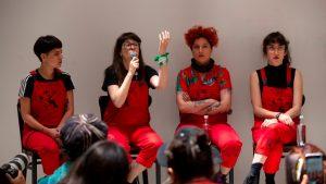 """Las Tesis agradecieron reconocimiento de la revista Time: """"El feminismo es lo más influyente del año 2020"""""""