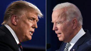 Donald Trump y Joe Biden protagonizaron su primer debate presidencial marcado por un intercambio de ofensas