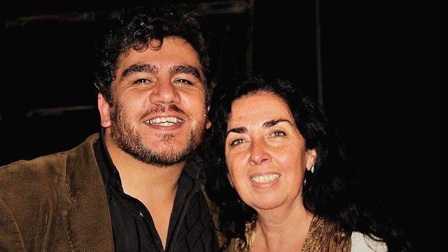 Cecilia Concha-Laborde y Francisco Villa se escuchan en Nuestro Canto