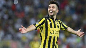 """Carlos Villanueva antes de debutar por Palestino: """"Quiero jugar bien y sería un sueño si me llega un llamado de la selección"""""""