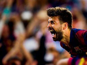 """Gerard Piqué durante la derrota del Barcelona ante el Getafe: """"¡Qué poca sangre, joder!"""""""