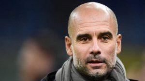 """Pep Guardiola: """"No podemos soñar mucho con la Champions League"""""""