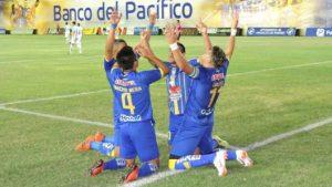 Delfín hace historia al eliminar a Olimpia en Paraguay y meterse por primera vez en octavos de la Copa Libertadores