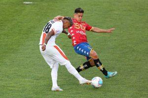 Así fue el increíble gol que se perdió Juan Carlos Gaete ante la Unión Española