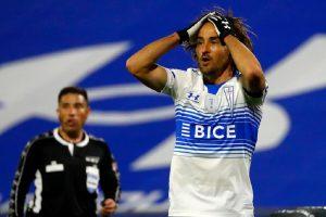 """José Pedro Fuenzalida tras la infartante clasificación de la UC a la Copa Sudamericana: """"Nos queremos hacer realmente fuertes"""""""
