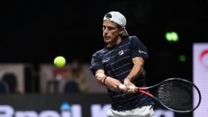 Alexander Zverev pasó por encima de Diego Schwartzman en la final del ATP de Colonia II