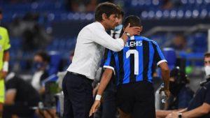 """Conte y la ausencia de Alexis en la Champions: """"No tiene nada serio, sólo es un poco de cansancio"""""""