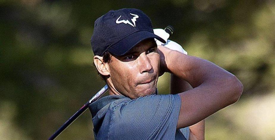 Rafa Nadal, sexto en el campeonato de Baleares de golf