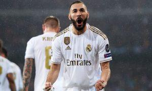El Real Madrid igualó de manera infartante ante el Borussia Mönchengladbach por la Champions League