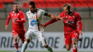 Unión La Calera no logró imponerse ante Deportes Tolima por la Copa Sudamericana