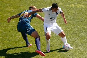 Colo Colo no pudo ante Everton en Viña del Mar y sigue sin poder salir del fondo en el Campeonato Nacional