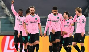 El Barcelona tumbó a la Juventus y el Manchester United pasó por encima del Leipzig en una nueva jornada de la Champions League