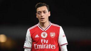 """Técnico del Arsenal explicó por qué sacó del equipo a Mesut Özil: """"Le di todas las oportunidades que pude"""""""