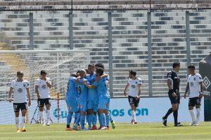 Colo Colo ahora cayó ante Deportes Iquique y sumó nueve meses sin ganar en el Estadio Monumental
