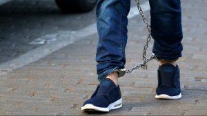 Carabineros ha detenido al mismo hombre 116 veces