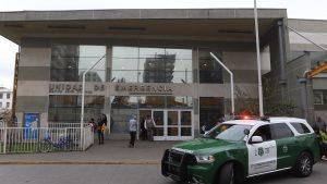 Buscan a imputado que se fugó desde hospital Barros Luco pese a estar engrillado