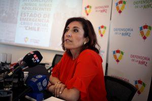 """Patricia Muñoz y fin del Sename: """"Nadie puede sostener que esto es una reforma estructural"""""""