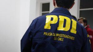 """PDI recurrió a la Corte de Apelaciones por uso del escudo institucional en la franja televisiva del """"Rechazo"""""""