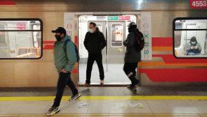 Persona en la vía obligó a suspender parcialmente el servicio de Línea 4 del Metro