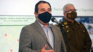 """Gobierno condenó la amenaza de muerte a ministro Bellolio: """"Afecta a nuestra democracia"""""""
