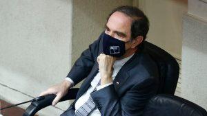"""Ministro de Justicia sobre baleo en centro del Sename: """"Tal vez sí hay un vacío respecto de cómo regular la actuación de carabineros"""""""